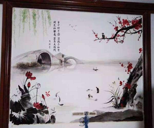 新余背景墙公司,新余喷绘,新余墙涂鸦,新余手绘公司