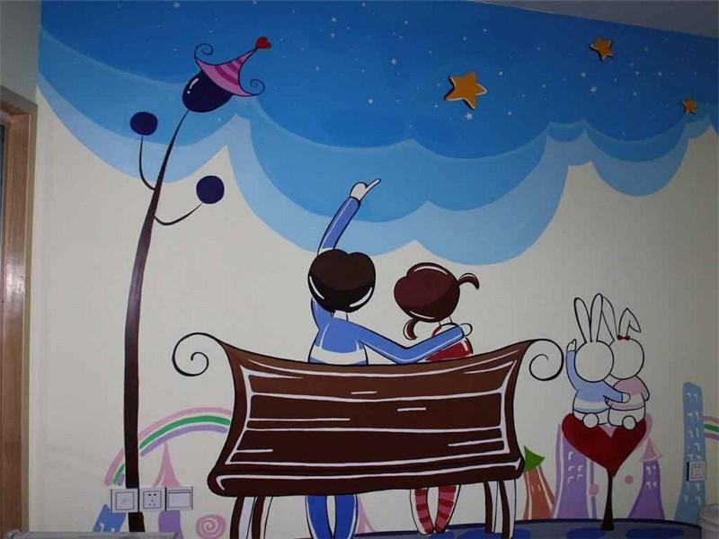 新余文化墙墙体彩绘,新余墙画涂鸦,新余墙面绘画,新余绘画墙面