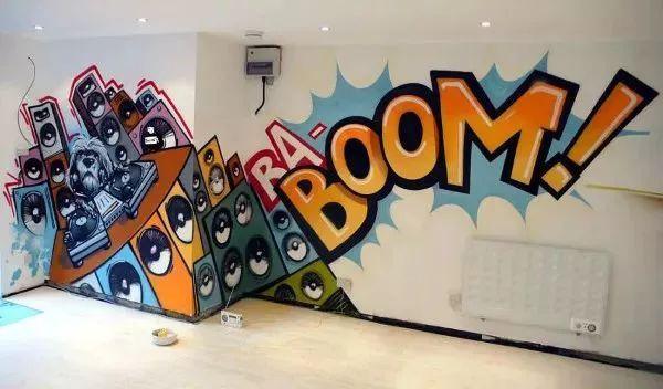 新余墙体画,新余墙绘3d画,新余壁画公司,新余画图公司