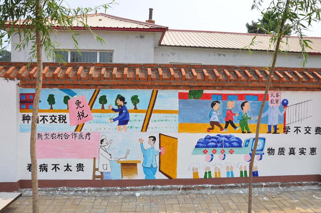 新余彩绘文化墙,新余画图,新余墙壁上画画,新余墙体彩绘墙绘