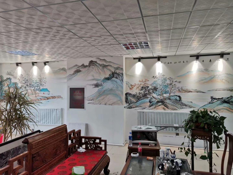新余墙体绘画手绘,新余古建手绘,新余3d立体画手绘,新余墙画
