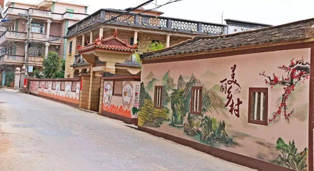 新余乡村墙体彩绘,新余幼儿园手绘壁画,新余餐厅手绘画,新余画画涂鸦