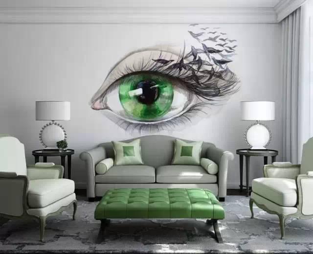 新余美丽乡村墙体彩绘,新余墙绘墙体彩绘,新余3d画墙绘