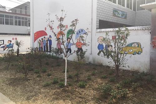 新余壁画涂鸦,新余喷绘墙面,新余墙面喷绘,新余涂鸦壁画